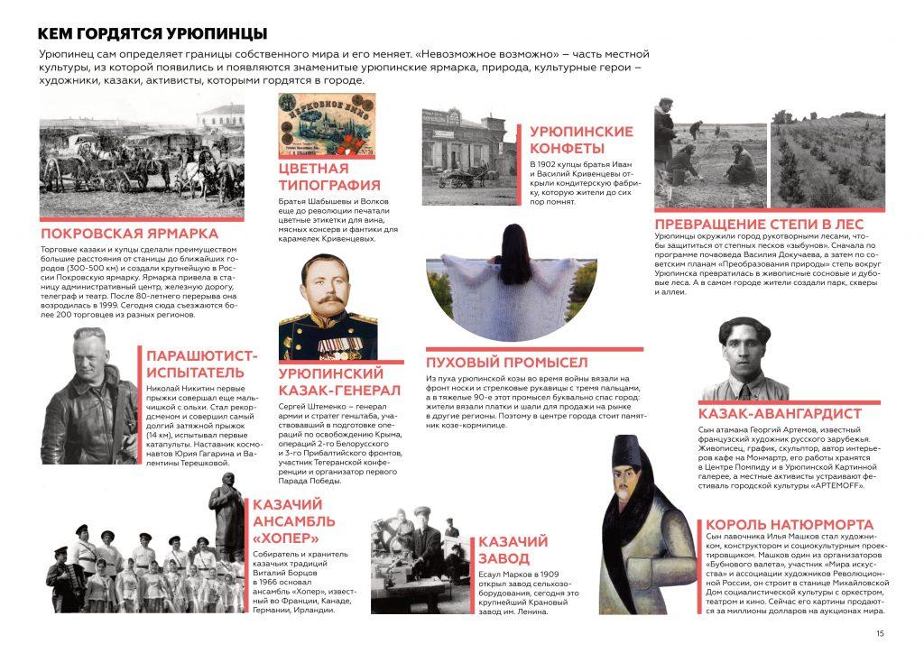 Чем гордится Урюпинск